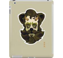 Woodman iPad Case/Skin