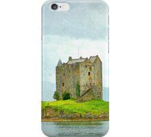 stalker castle - scotland  iPhone Case/Skin