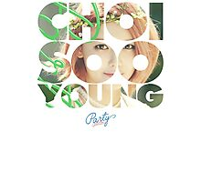 Girls' Generation (SNSD) Sooyoung 'Party' Photographic Print