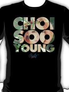 Girls' Generation (SNSD) Sooyoung 'Party' T-Shirt
