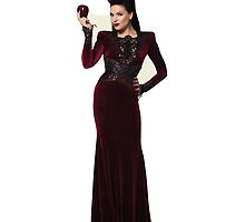 Evil Queen by bellchele