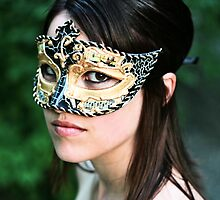 Behind The Mask by Tanya Kenworthy-Mosher