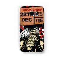 Rock show Samsung Galaxy Case/Skin