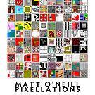 Pixellations (Composite) by Matt O'Neill