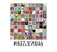 Pixellations (Composite) Photographic Print