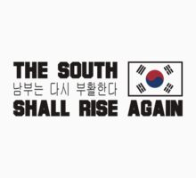 The South Shall Rise Again Kids Clothes