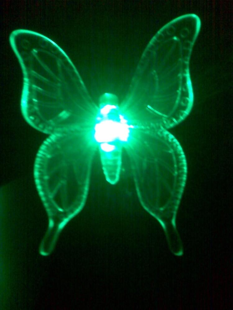 Butterfly in Green by Dan McKenzie