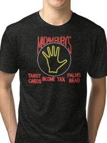 Madam Ruby's Psychical Bicycle Recovery Tri-blend T-Shirt