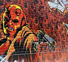 Hellboy by johnny5