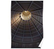 Chapel Dome - Santuario della Madonna di Lourdes Poster