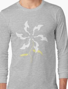 Goddess Flower Long Sleeve T-Shirt