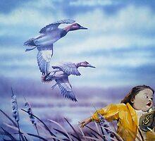 Marsh Madness by David Irvine