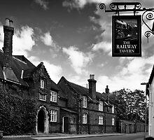 The Railway Tavern, Holt by Hannah Edwards