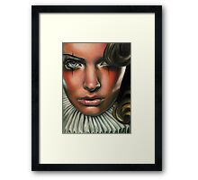 Foolish Games Framed Print
