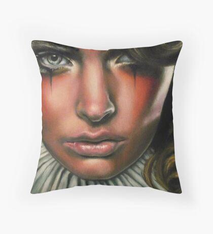 Foolish Games Throw Pillow