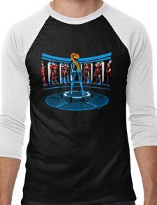 Iron Aran Men's Baseball ¾ T-Shirt
