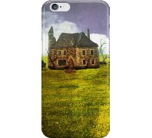 Old Stone House iPhone Case/Skin
