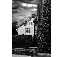 Holt Houses Photographic Print