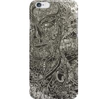 Bill Murray's Print on the Movie Industry iPhone Case/Skin