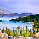 Emerald Bay by Missysandeman