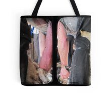 Click Go The Shears - TTV Diptych Tote Bag