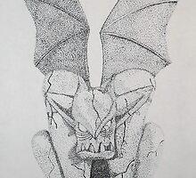Gargoyle by Yami2ki
