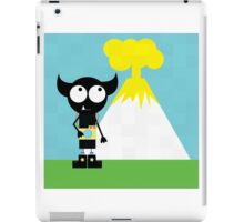 LOVELY DAY FOR SIGHTSEEING iPad Case/Skin