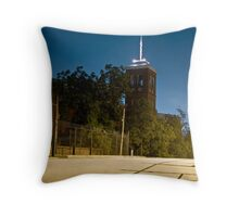 John P. King Mill Throw Pillow
