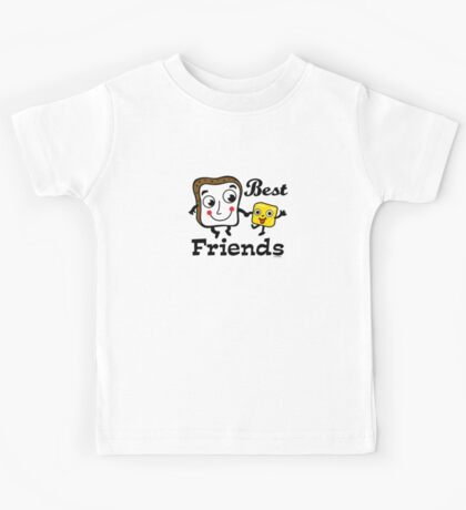 "Bread and Butter ""Best Friends""  Kids Clothes"