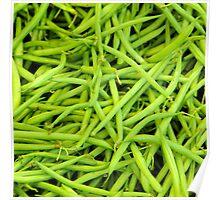String Beans Poster
