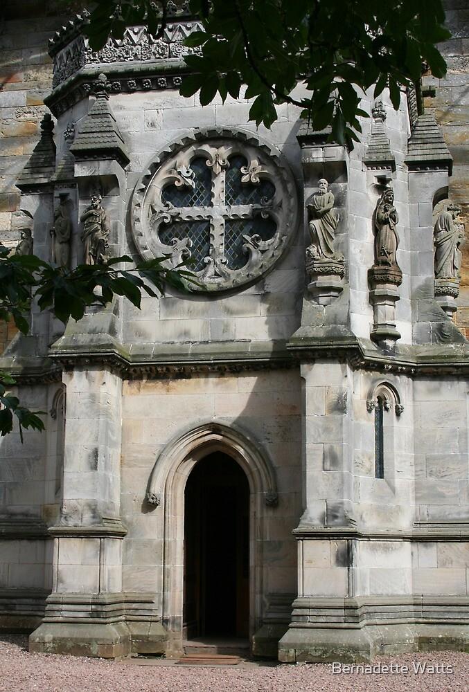 Rosslyn Chapel by Bernadette Watts