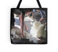 The Shearer & The Rouseabout - TTV Tote Bag