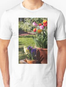 Potted Tulips T-Shirt