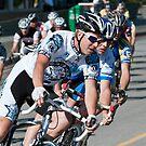 Cycle Race: Steveston Sockeye Spin by David Friederich