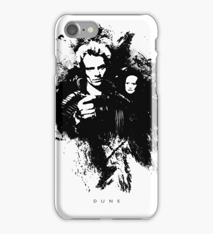 I'll cut you with my blade! iPhone Case/Skin