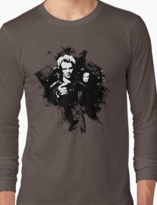 I'll cut you with my blade! Long Sleeve T-Shirt