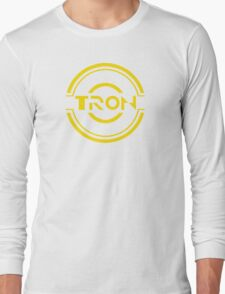 Tron Disc Long Sleeve T-Shirt