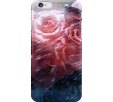 Rain Red Roses Nostalgia iPhone Case/Skin