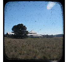 Deeargee Woolshed - TTV Photographic Print