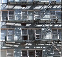Fire Escapes by Darren Spidell