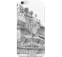 Capri Ferry Wharf, Sorrento, Italy iPhone Case/Skin
