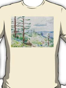 Norfolk Pines, Bucks Point T-Shirt
