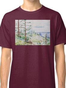 Norfolk Pines, Bucks Point Classic T-Shirt