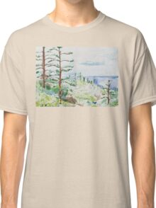 Norfolk Pines, Bucks Point Classic T-Shirt