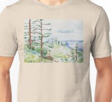 Norfolk Pines, Bucks Point Unisex T-Shirt