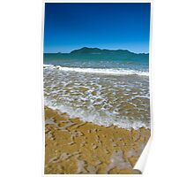 Clear water to Dunk Island Poster