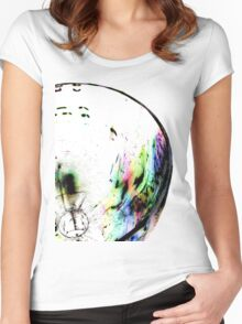 'Imperfect' Shirt Women's Fitted Scoop T-Shirt