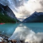 Lake Louise, Banff NP by Teresa Zieba
