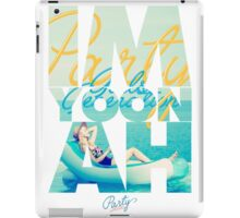 Girls' Generation (SNSD) Yoona 'Party' iPad Case/Skin