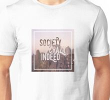 Society - Into the wild Unisex T-Shirt